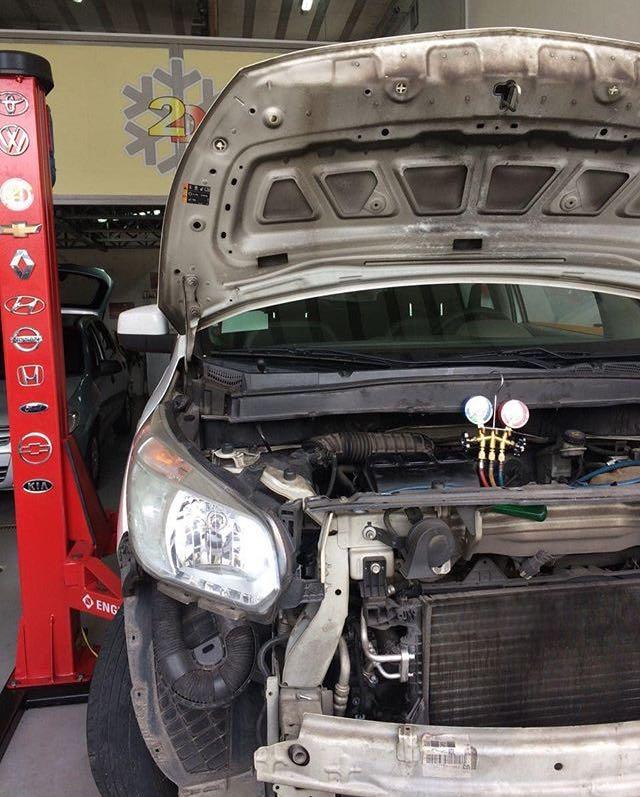 2D Ar Condicionado Automotivo
