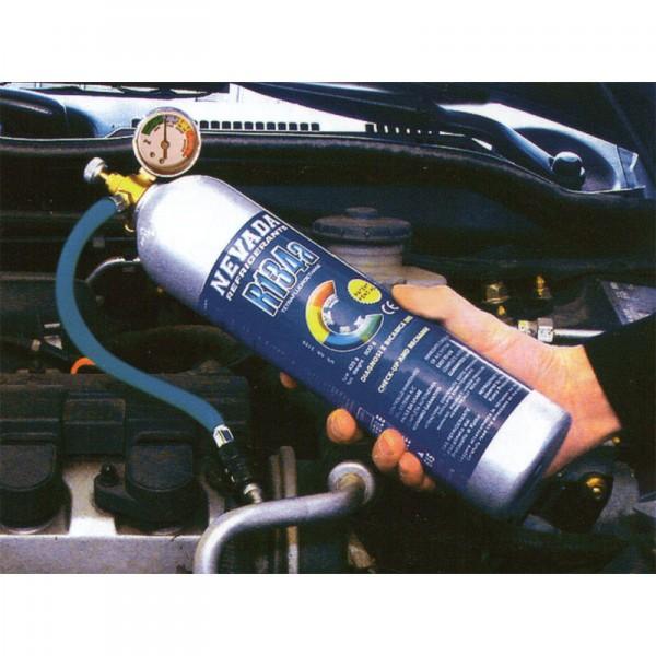 Carga gás R134A